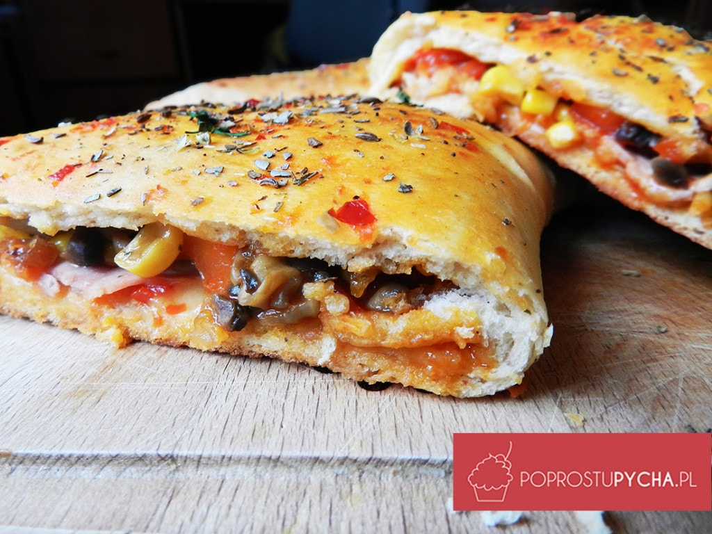 Calzone przepis