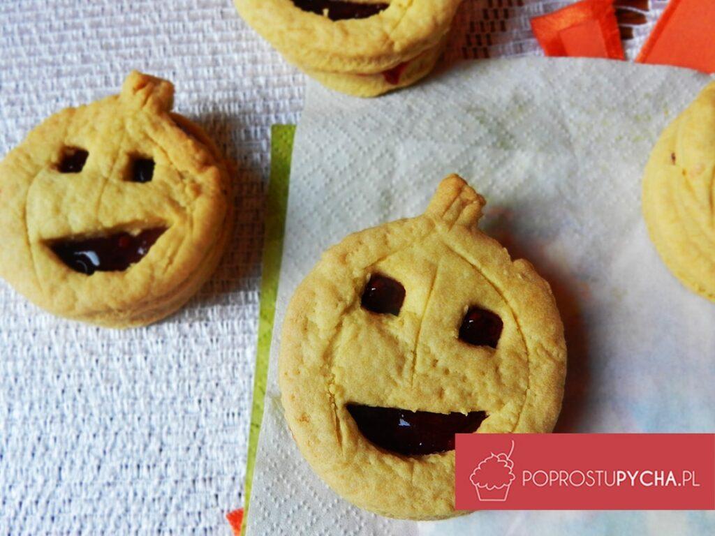 Ciasteczka halloweenowe