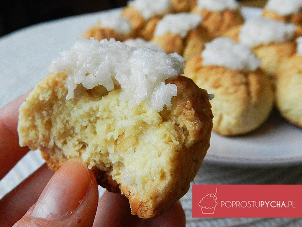 Ciasteczka zkokosem