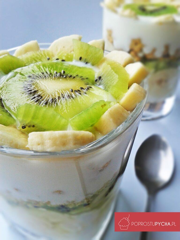 deser banan kiwi