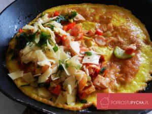 Wypasiony omlet