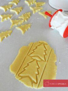 Ciasteczka choineczki