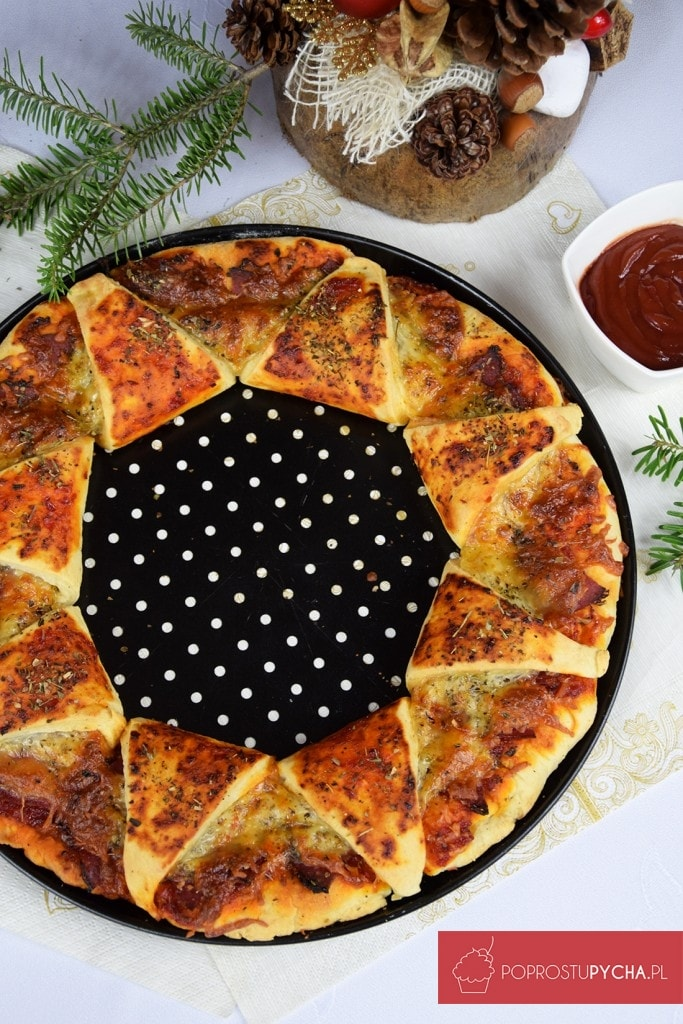 Pizza zawijana