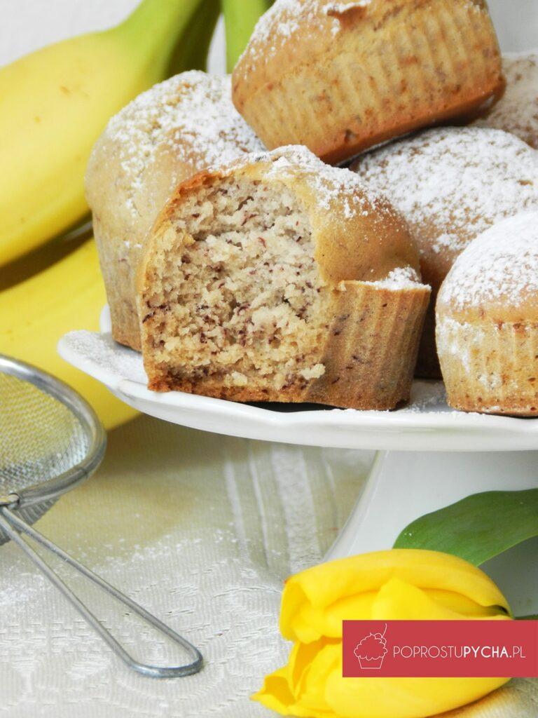 Wegańskie muffinki