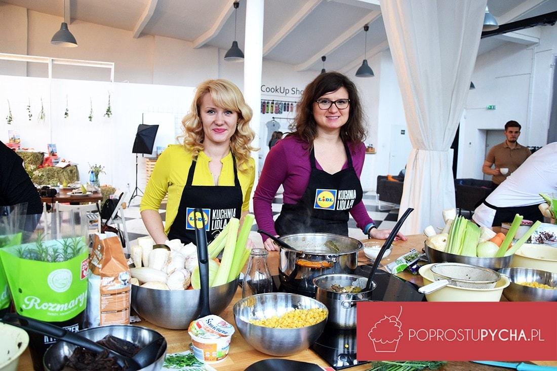 Warsztaty kuchni Lidla
