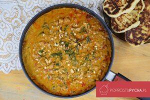 Curry zkurczakiem