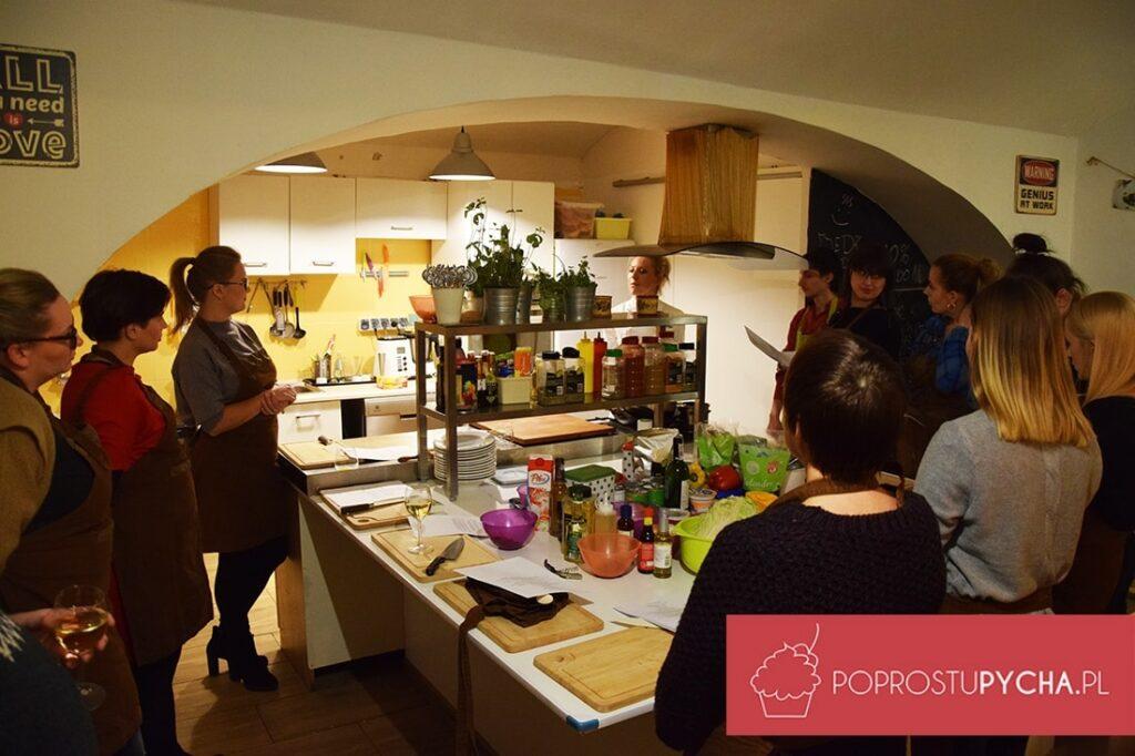 Warsztaty kulinarne wrestauracji Bosko