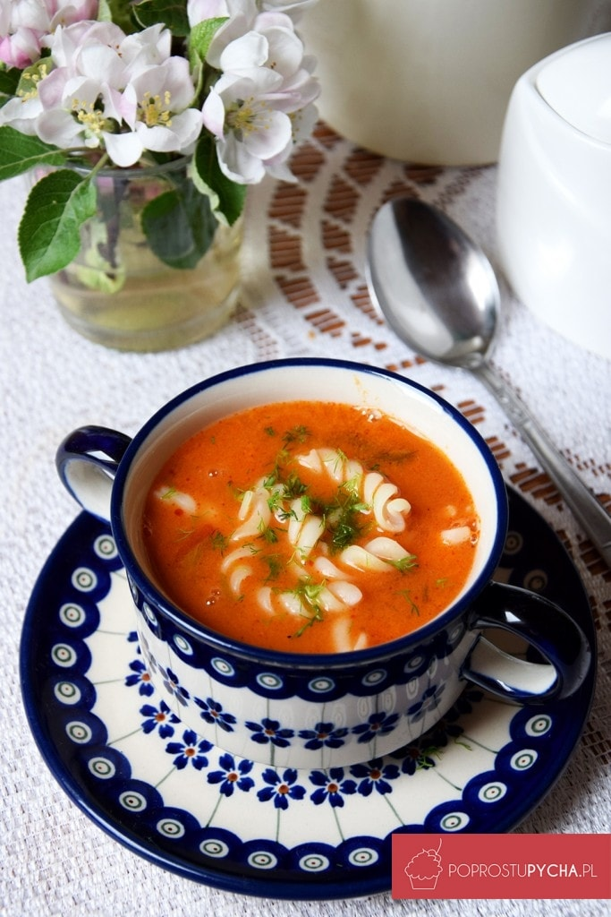 Pomidorówka - najlepsza!