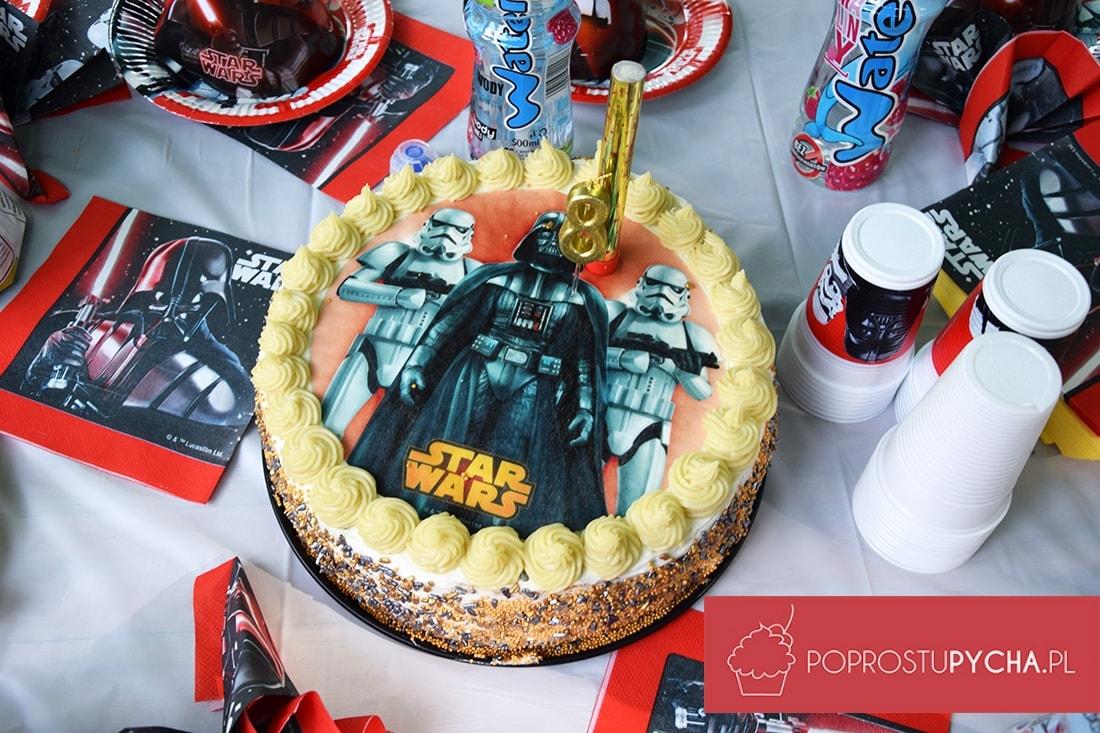 Urodziny w stylu Star Wars