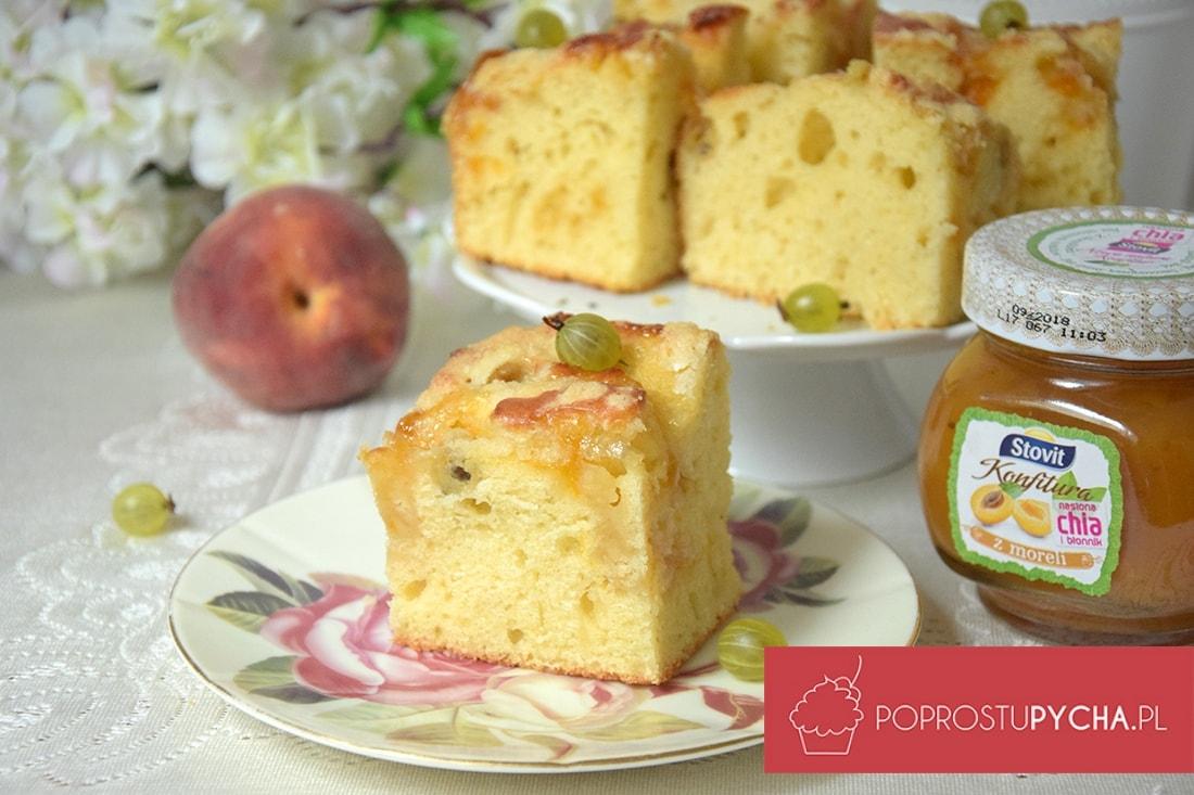 Ciasto maślankowe