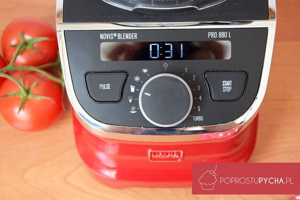 Blender wysokoobrotowy PRO Blender 880L - recenzja