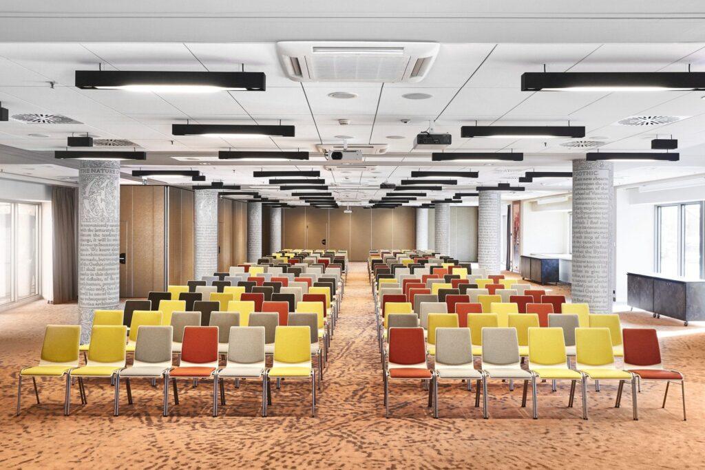 Hotel Mercury Wrocław - sale konferencyjne