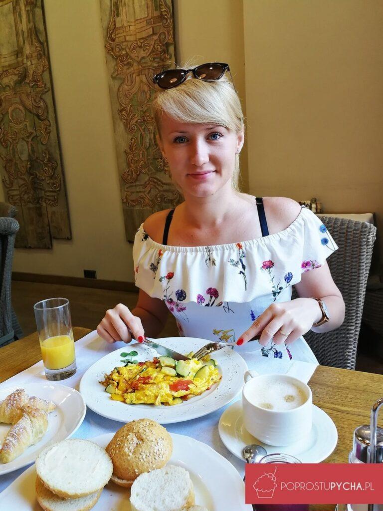 Art Hotel Wrocław - Śniadania