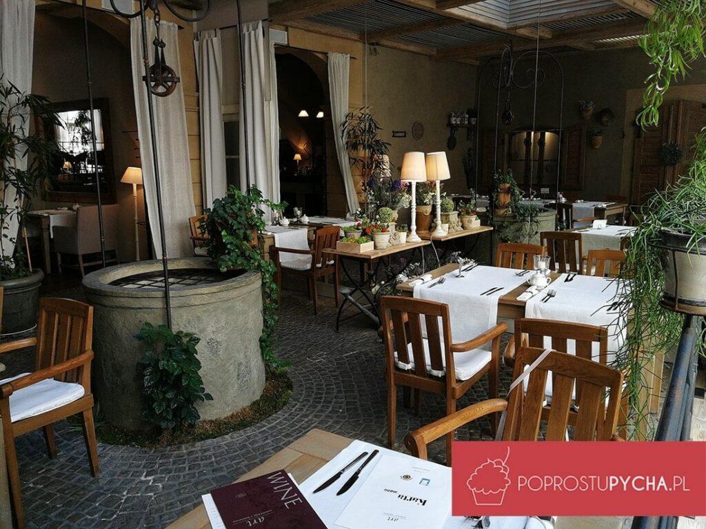 Art Hotel Wrocław - Restauracja wystrój
