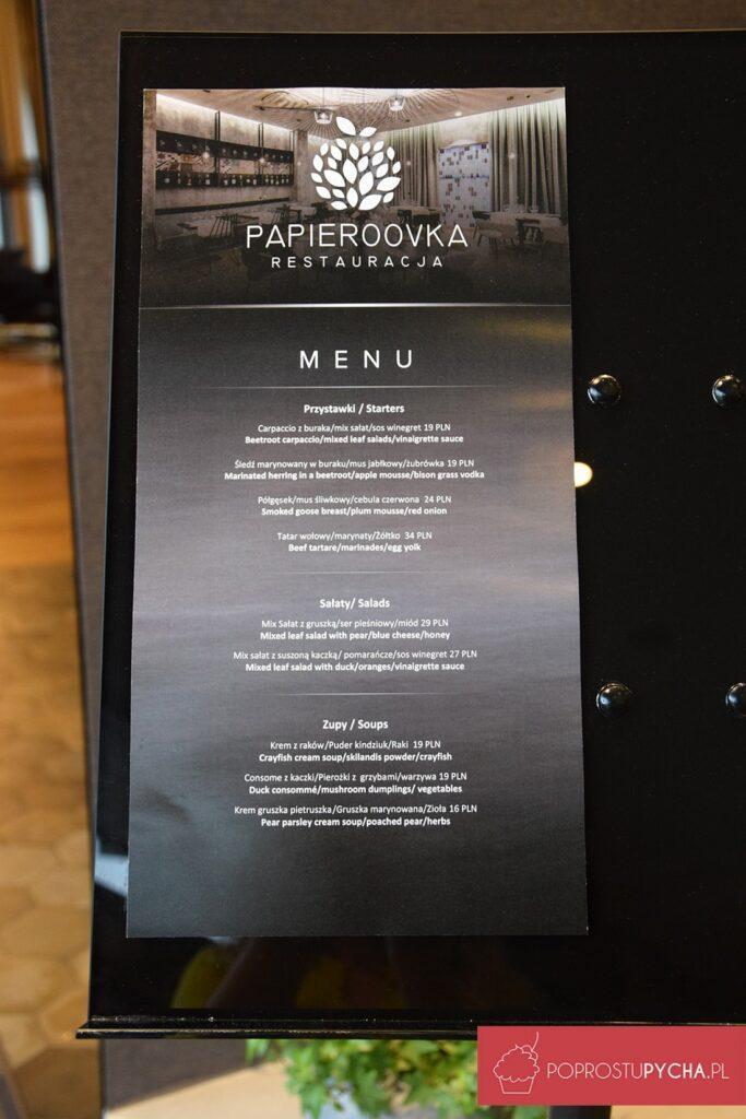 Restauracja whotelu Sadova wGdańsku
