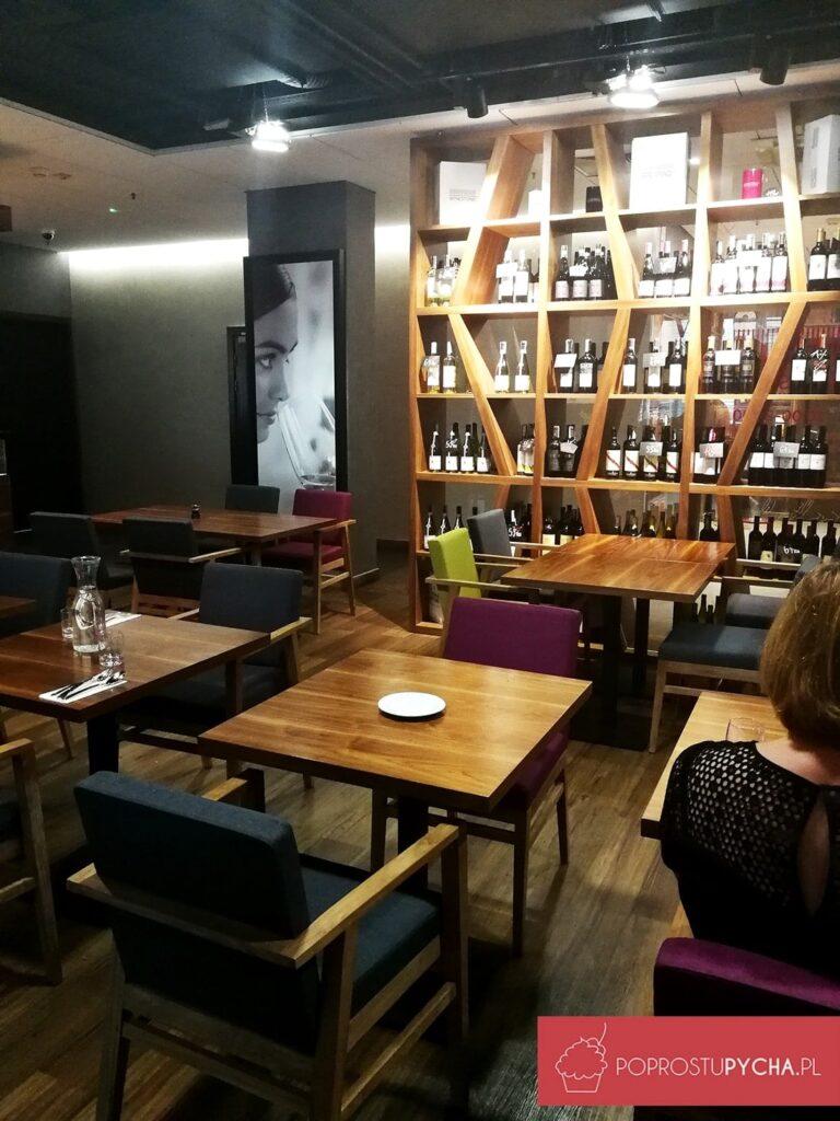 Hotel Mercury Wrocław - restauracja