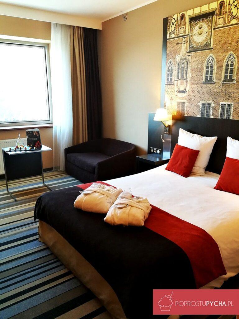 Hotel Mercury Wrocław - pokój