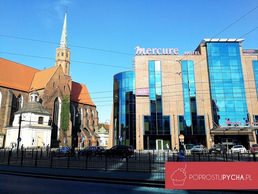 Hotel Mercury Wrocław