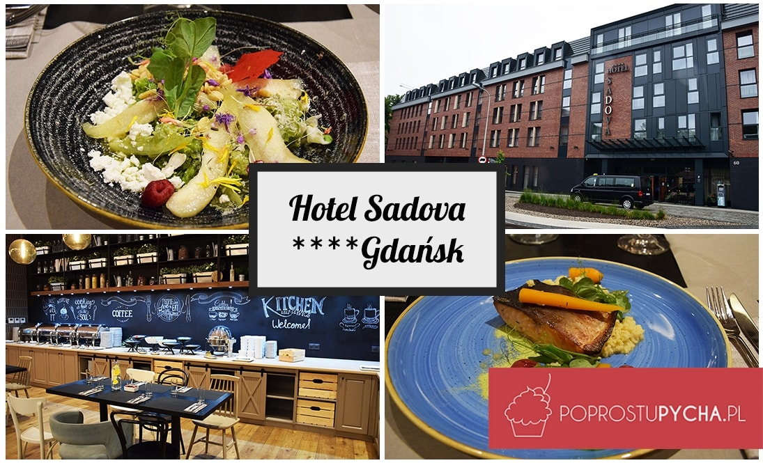 Hotel Sadova w Gdańsku recenzja