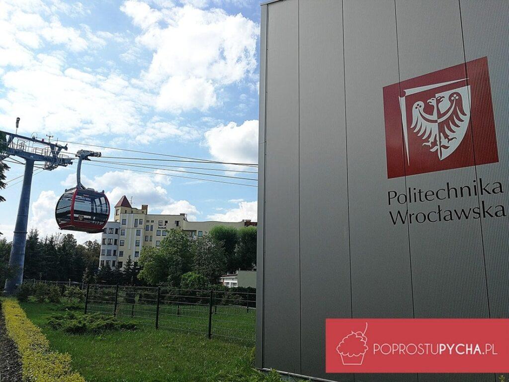 Wrocław - kolejka górska polinka