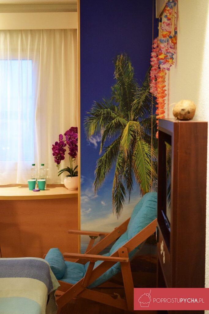 Hotel Ibis Warszawa Ostrobramska - pokój tropikalny
