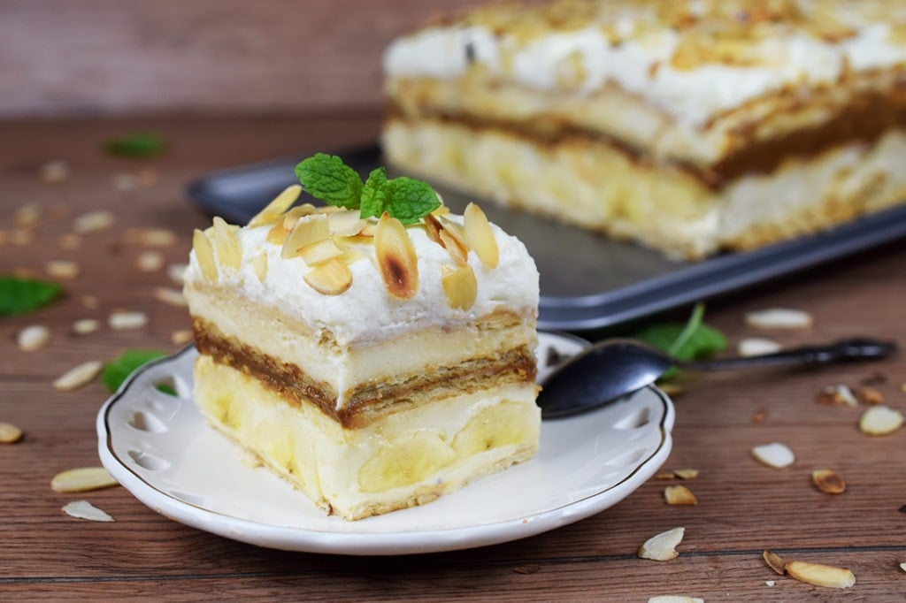 ciasto bananowa krówka