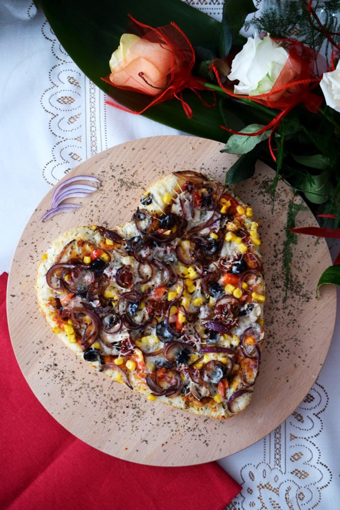Pizza Walentynkowa