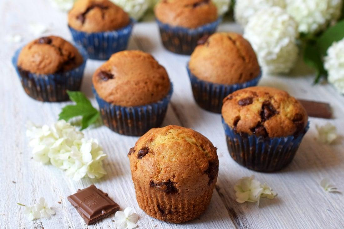 Najlepszy przepis na muffinki