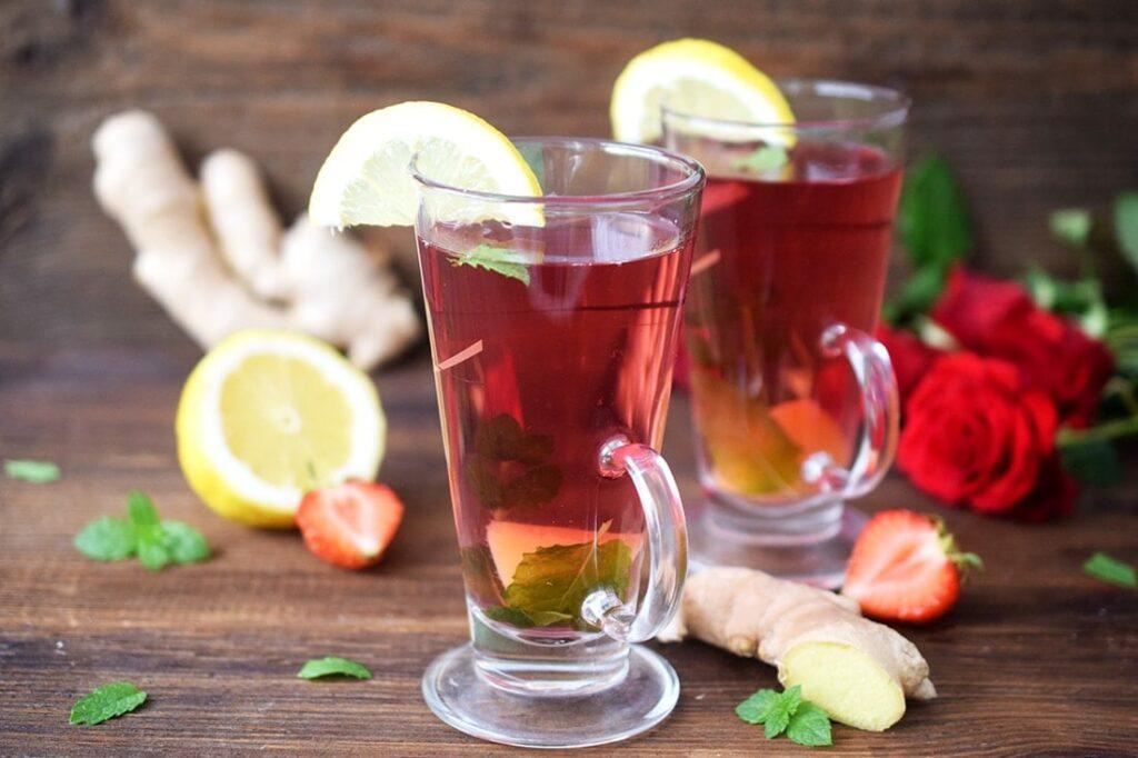 Herbatka naprzeziębienie