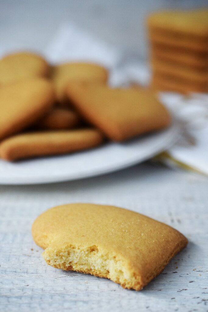 przepis namaślane ciasteczka