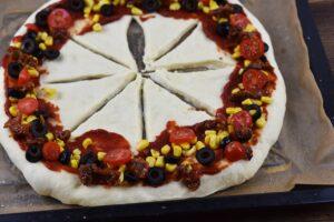 zawijana pizza