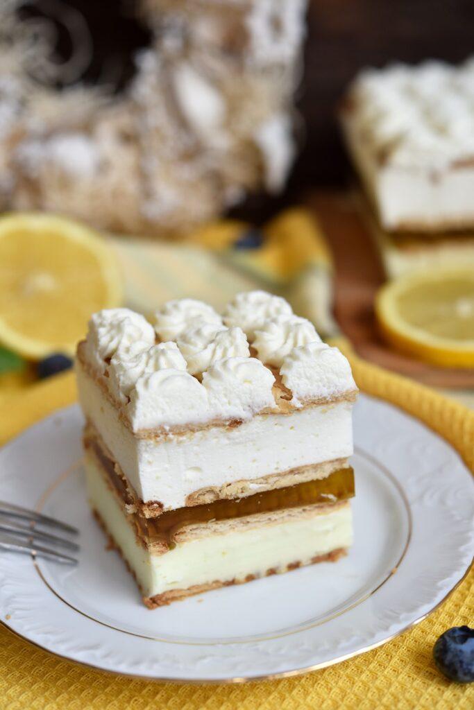 Ciasto cytrynowiec (bezpieczenia)