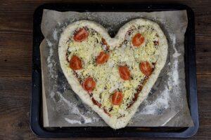 Pizza nawalentynki