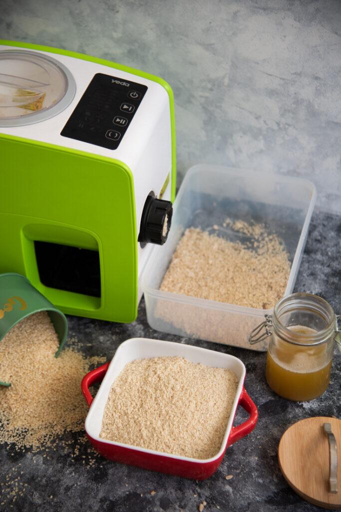 Właściwości oleju sezamowego