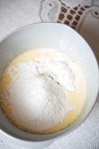 mąka dociasta borówkowego