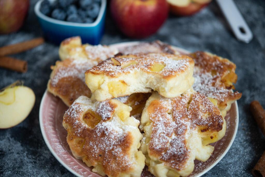 Przepis naplacki zjabłkami