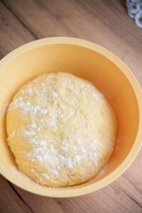 Ciasto nabułeczki
