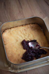 Spód ciasta Pani Walewska