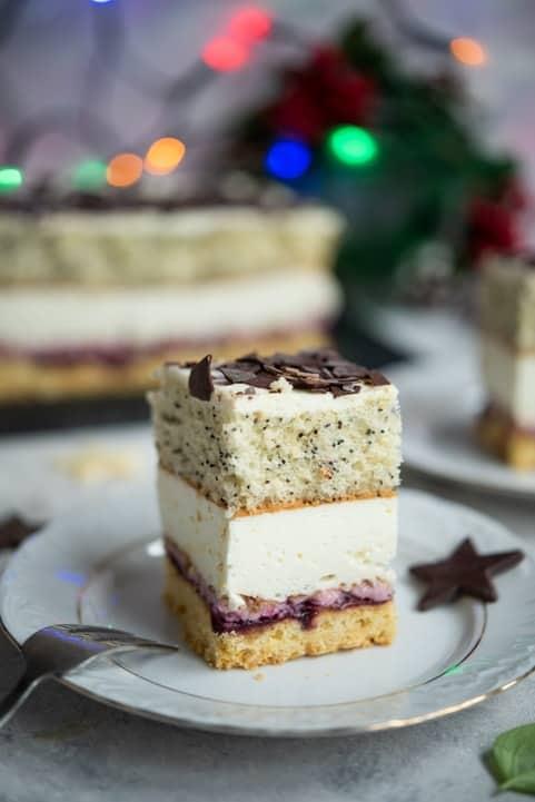 Ciasto naświęta Bożego Narodzenia