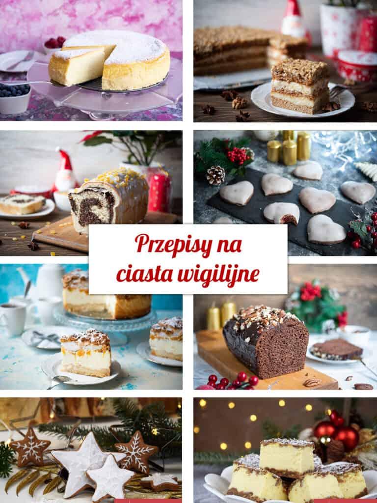 Ciasta naBoże Narodzenie