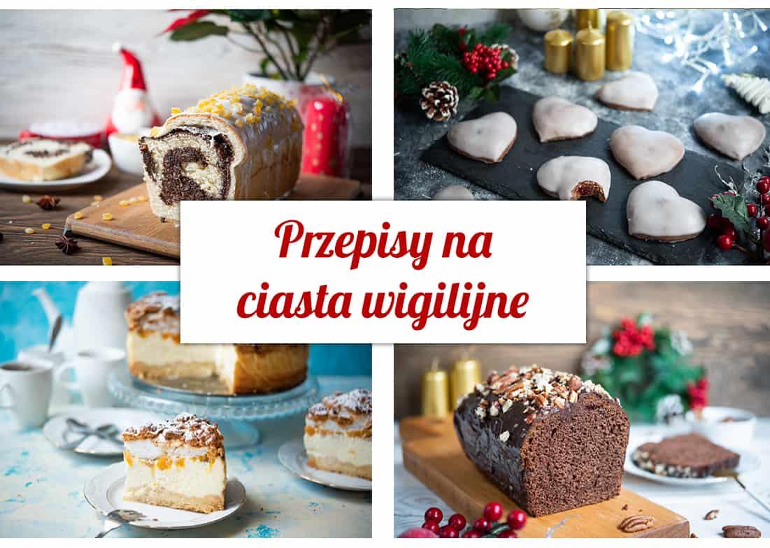 Ciasta na Boże Narodzenie 2019