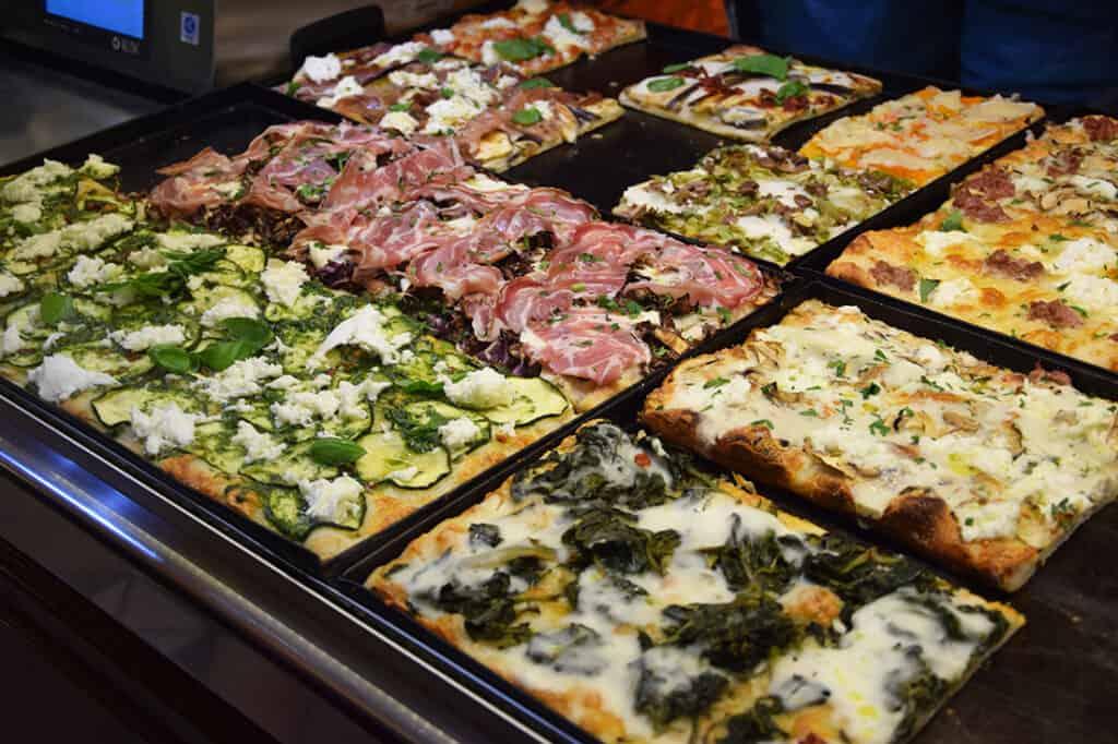 rzym gdzie zjeść