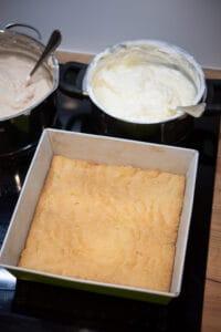 jak zrobić mase serowa