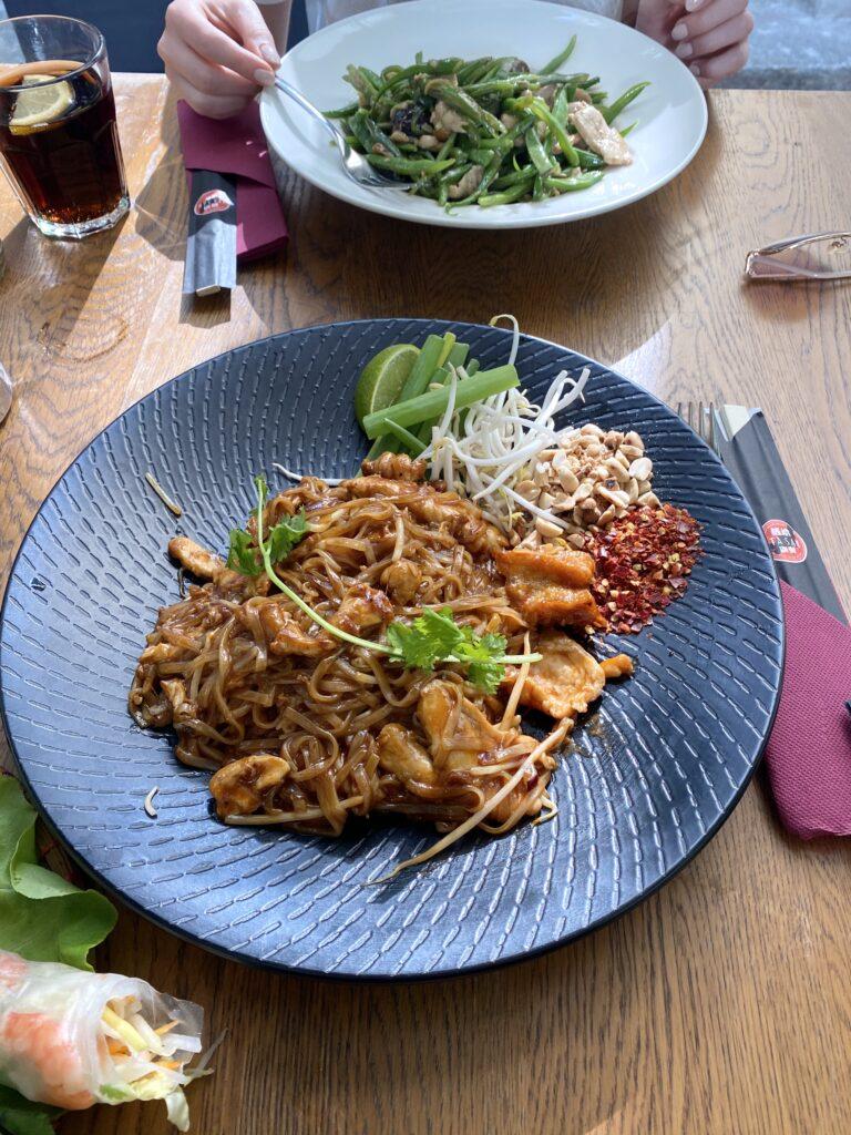restauracja tajska wwarszawie recenzja