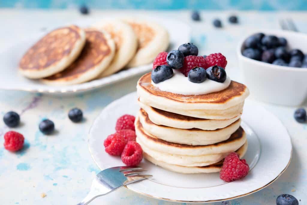 pomysł naszybkie śniadanie