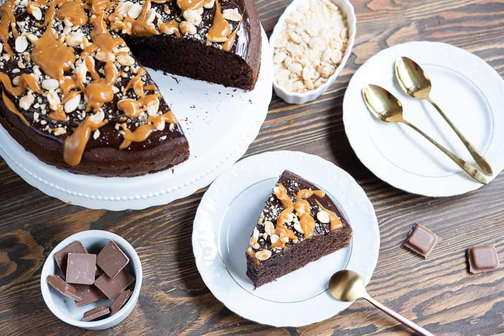 przepis naciasto czekoladowe